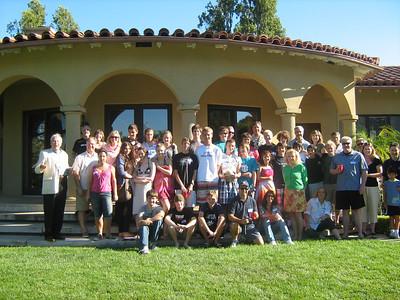 Austausch(Exchange) LHS-SAS Round II in LA September/October2010