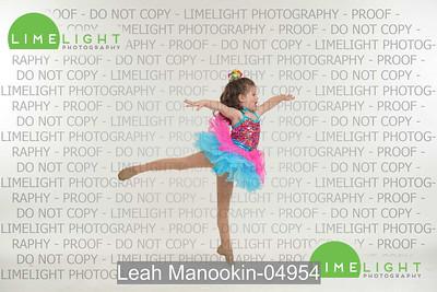 Leah Manookin