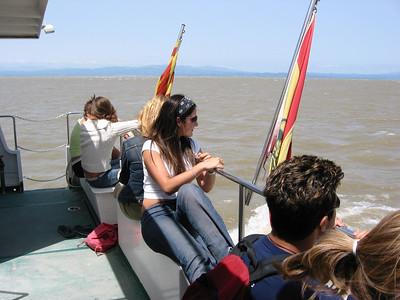 2003.5.9 - Ebre Delta IES Trip