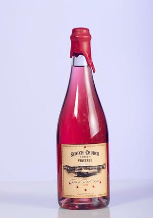 Scotch Church Road Vineyard  Wine