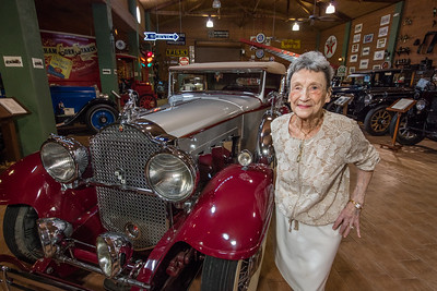 February 19th, 2016 Concours Packard Seminar at Fort Lauderdale Antique Car Museum with Ralph Marano