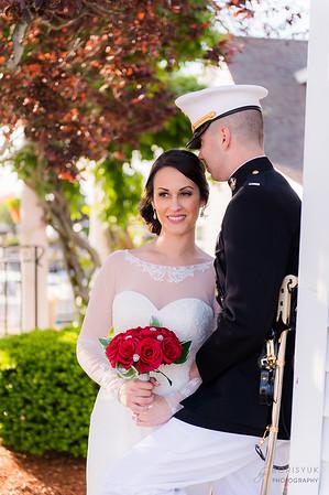 Danversport Wedding: Alyssa & Adam