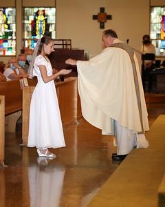 10am Mass First Communion