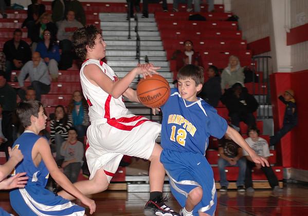 2011 Hampton Seventh Grade Team