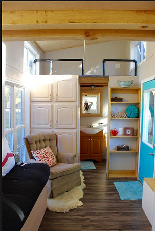 The Tiny House Storage Ideas