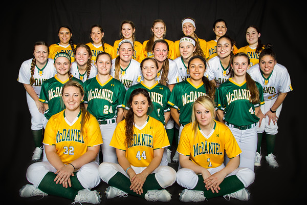 McDaniel Softball 2016-17
