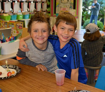 PCR 2nd-Graders Harvest Farm-to-Table Treats