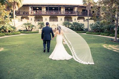 Denise & Josh | Estancia La Jolla Hotel