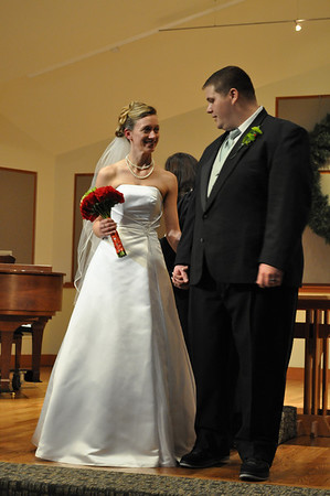 Nick and Jenny - Wedding Ceremony