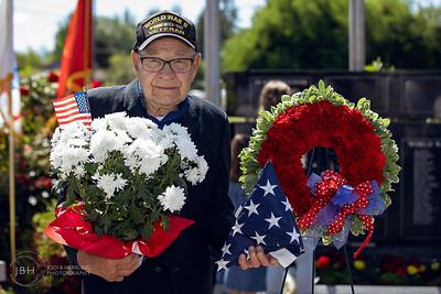 2018 Benton Veterans Memorial Day Program