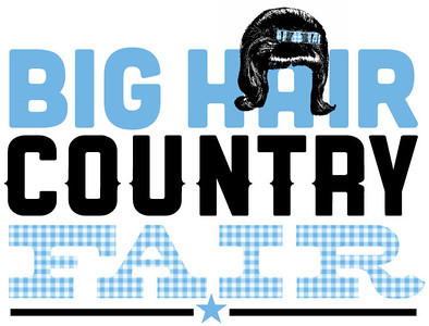 Creative Action: Big Hair Country Fair 2014