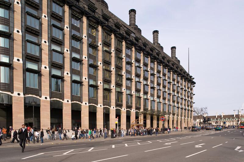 Modern architecture, London, United Kingdom
