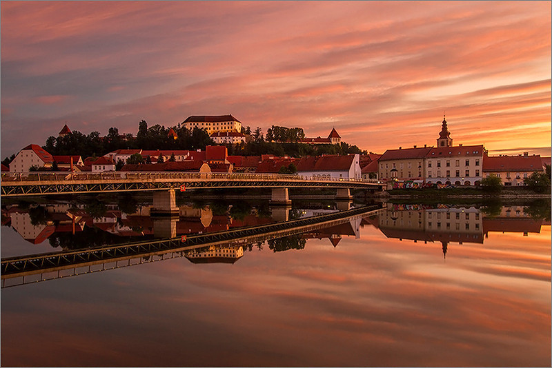 Ptuj - the oldest slovenian town