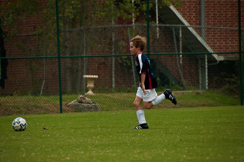 PRUMC Ninjas Soccer 2012