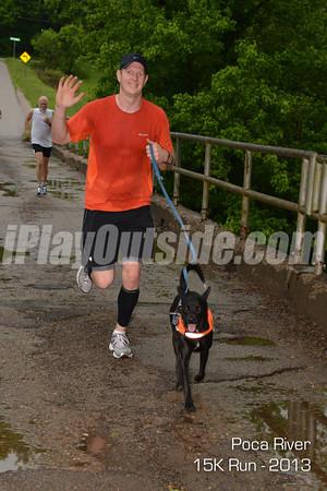 Poca River Run 15K 2013
