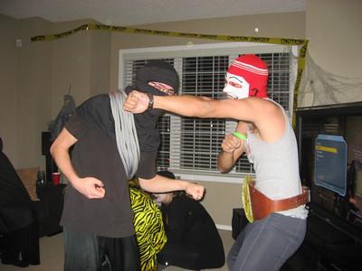 Frank's Halloween Part 2009