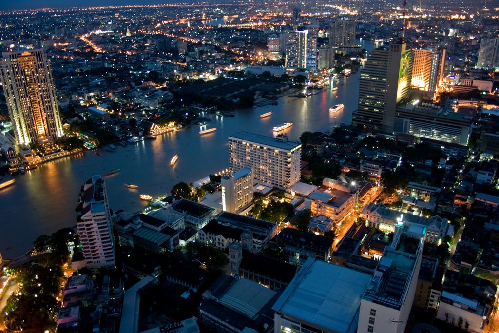 Bangkok Skyline 4