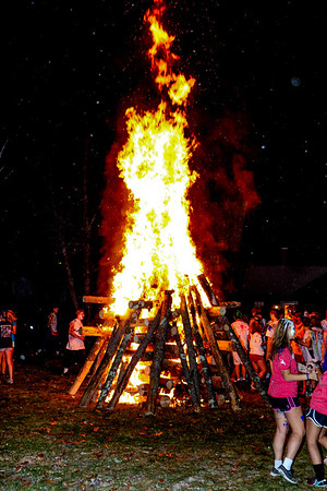 Proctor Day Bonfire