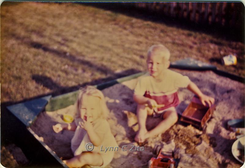 JOY & SCOTT 1961