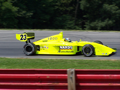 Indy Lights @ Mid-Ohio - 18 July '08