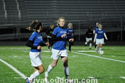 Varsity Girls Soccer- THS vs FHS March 15 2011- by Chris Anderson
