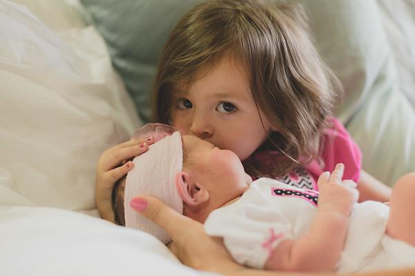 Newborn:  Miss Scarlett (Athens, GA)
