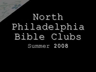 Bible CLub 08