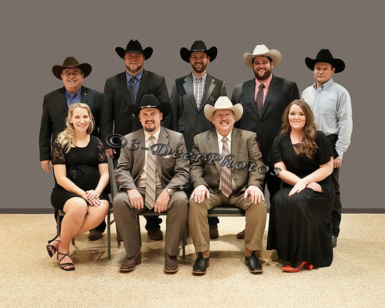 Hall of Fame/USCHI Board/Group Pictures