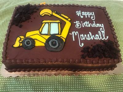 Marshall's 3rd Birthday