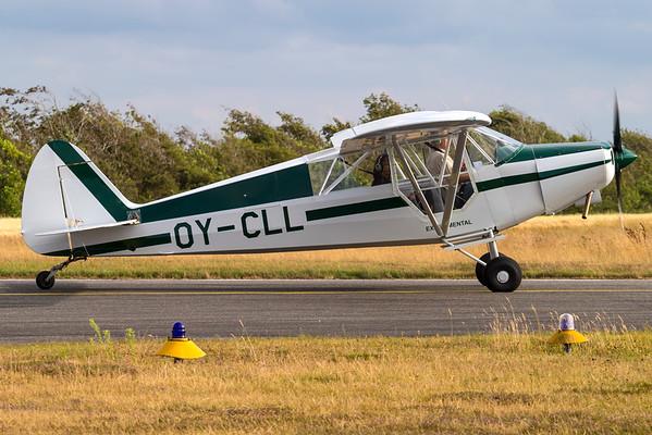 OY-CLL - Piper PA-12 Super Cruiser