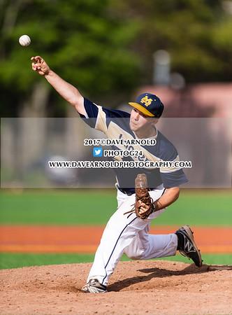 5/23/2017 - Varsity Baseball - Wakefield vs Malden Catholic
