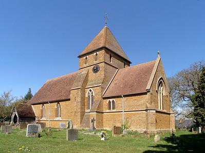 Milton (Nr Banbury) (1 Church)