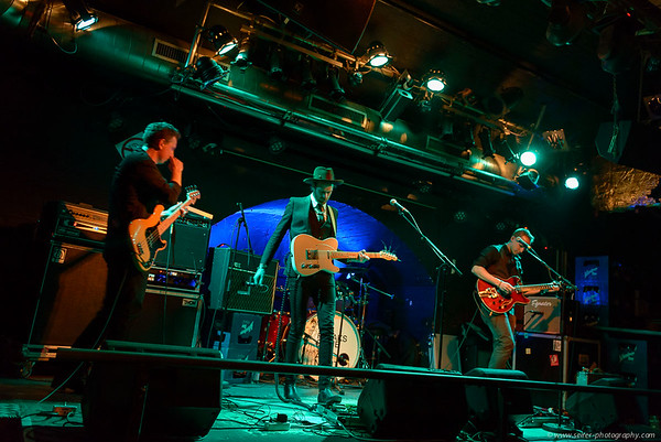 2014-03-06 The Carpoolets at Chelsea