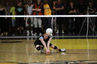 2013 Highland Hawks Boys Volleyball State Champions over Gilbert