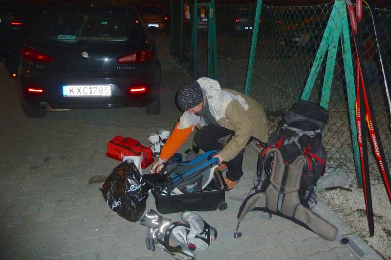 Návštěva na Slovensku