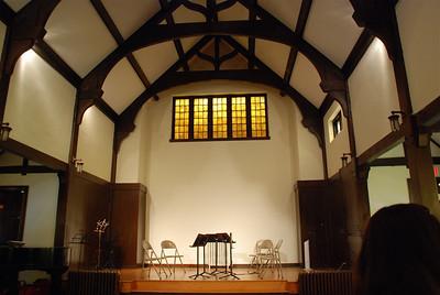 2011 07 28:  Quartet Project, Excerpts @ Friends Mtg House, Duluth