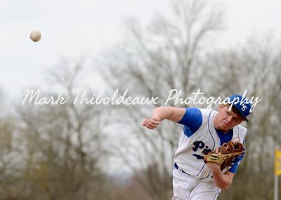 Lampeter-Strasburg JV Baseball v. Garden Spot 4.14.14