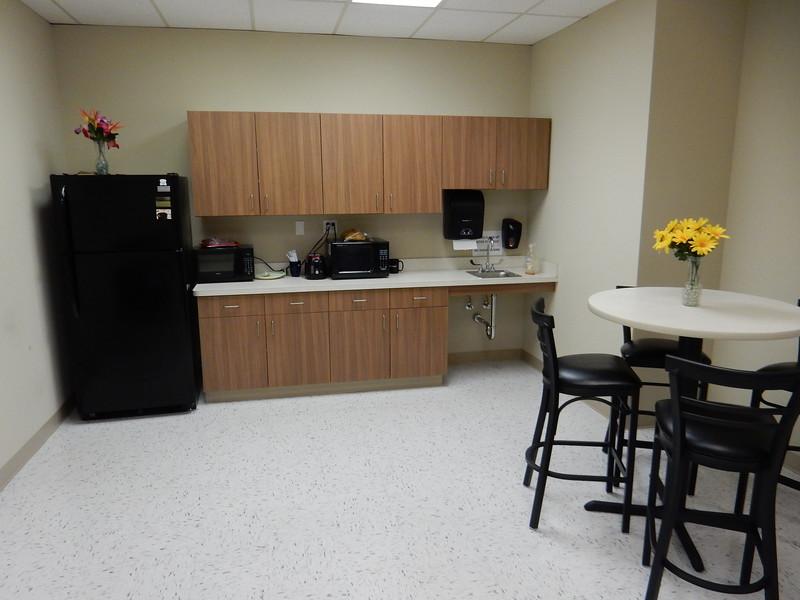 Snack/Kitchen Area Kitchen Area