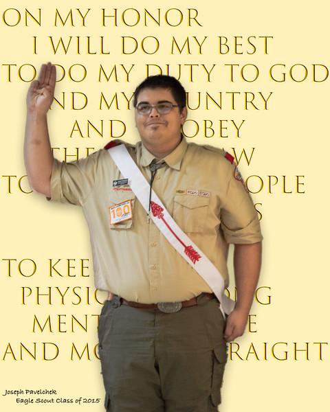 Boy Scout Art