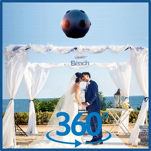 31210 Professional life 360 degrees wedding ceremony video recording