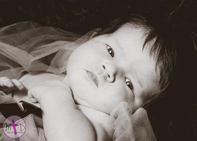 Sarah Grace ~ Newborn