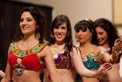 Sabaya Belly Dance - King Tut 2009