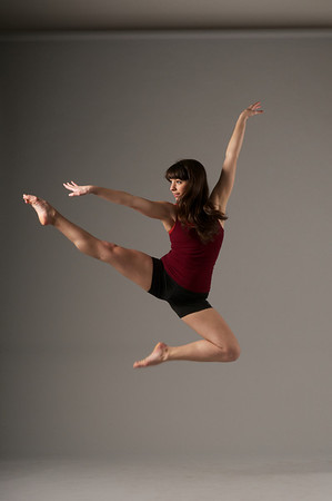 Haley dance shots