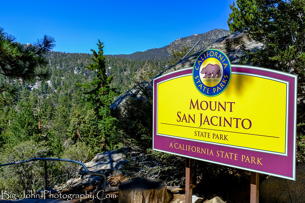 Mount San Jacinto State Park California 8-2-17