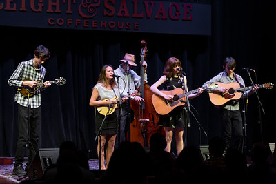 The Tuttles with Special Guest AJ Lee Freight and Salvage January 8,2015