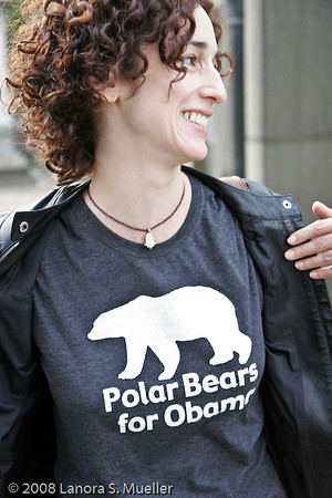 Polar Bears for Obama