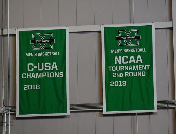 11.11.18 Marshall Men's Basketball v Hofstra