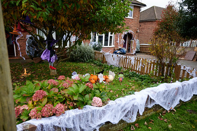 Hughenden Halloween trail Oct 2020