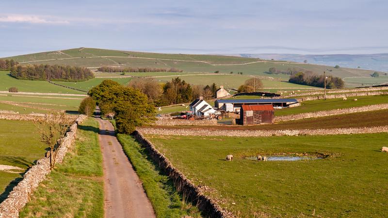 Derbyshire Dales landscape