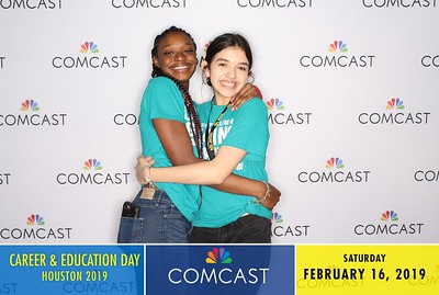 2.16.2019 - Comcast - Career & Education Day